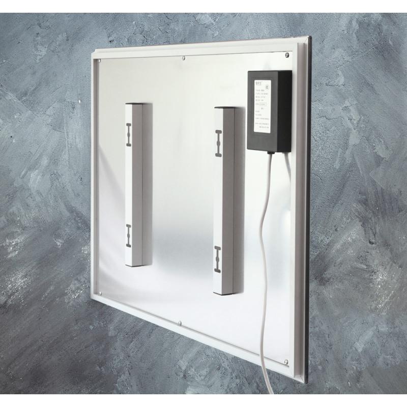Bezrámový infra topný panel 120x90cm 1100W