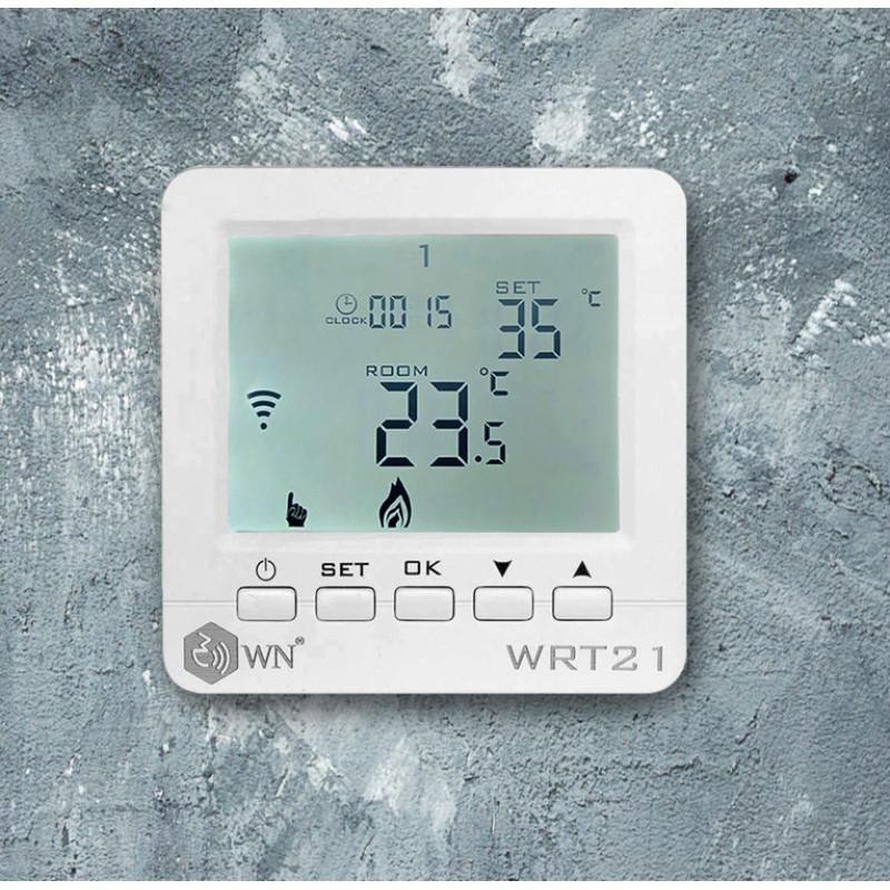 Ruční termostat s Wifi ovládáním