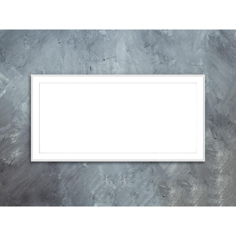 Stropní infra topný panel 110x70cm 600W s LED světlem 32W