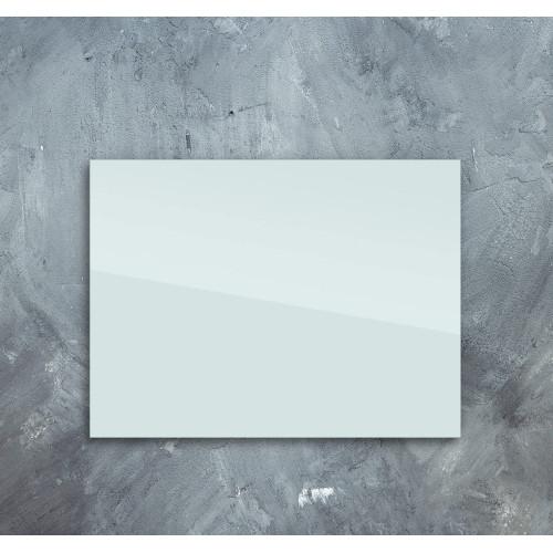 Skleněný infra topný panel bílý 60x80cm 450W